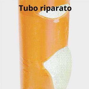 Interno di un tubo riparato